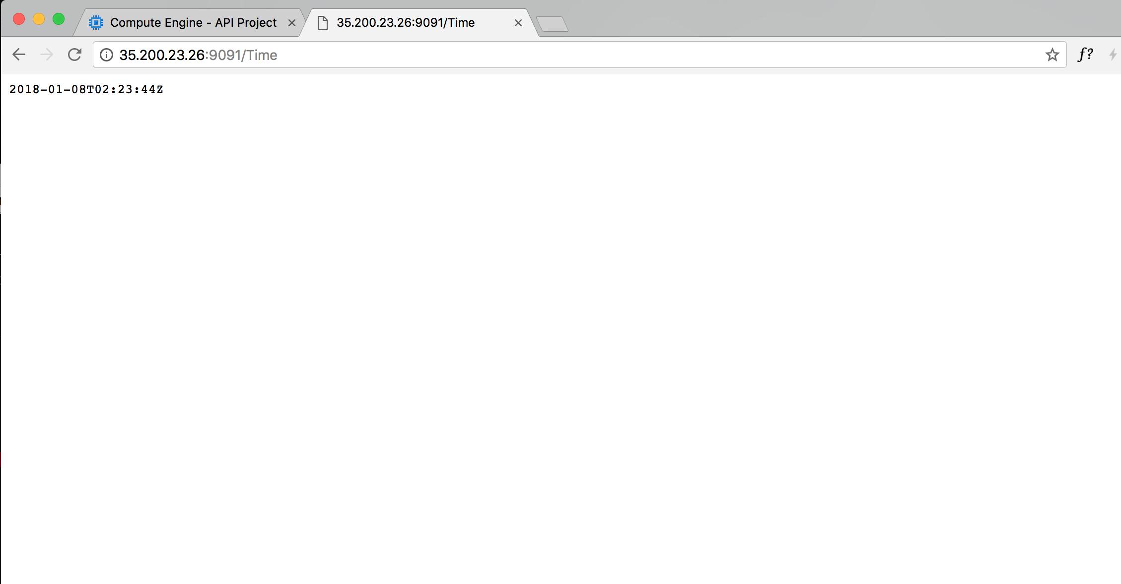 check firewall port open